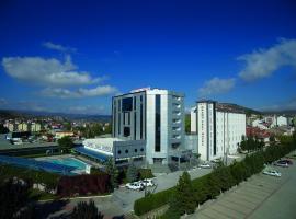 Grand Cali Hotel, Bozuyuk