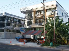 Beach Apartment Hat Mae Ramphueng, Ban Phe