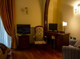 Camere al Borgo, Forchia