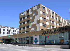 Centerpark Apartments, Visp
