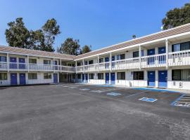 Motel 6 Livermore, Livermore