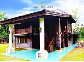 Siam Pavilion Resort, Ban Pang Muang
