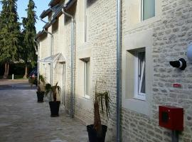 Hotel de la Gare, Mézidon-Canon