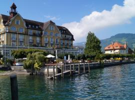 Rigiblick am See, Buochs