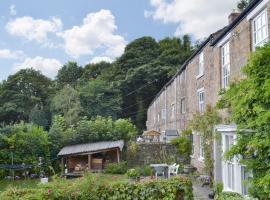 Summerbottom Cottage, Mottram