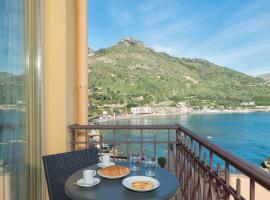 Panoramic Apartments Taormina Mazzarò