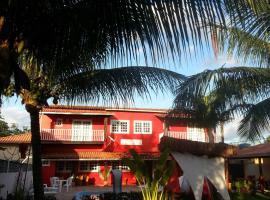 Casa Vermelha, Vera Cruz de Itaparica