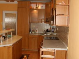 Apartment Hůrka