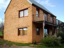 Sally's Paddock Redbank Winery Chestnut Cottage, Moonambel