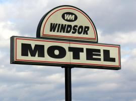 Windsor Motel, New Windsor