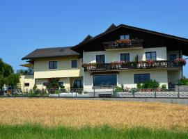 Haus Gruber, Attersee am Attersee