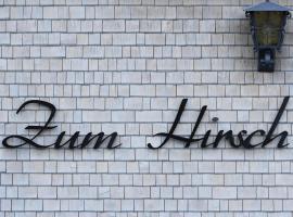 Zum Hirsch, Riefensberg
