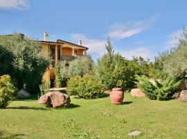 Villa Gramà, Lotzorai