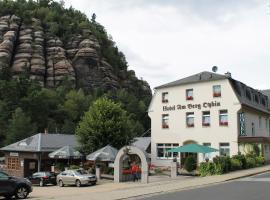 Hotel am Berg Oybin garni, Kurort Oybin
