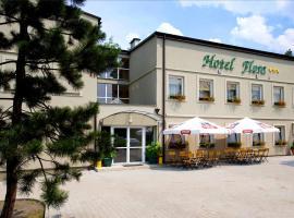 Hotel Flora, Kalisz
