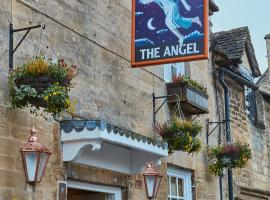 The Angel At Burford 4 Stars 0 Miles From Cotswold Wildlife Park