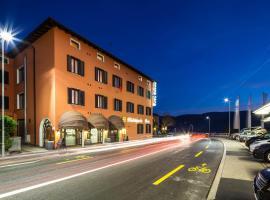 Hotel Zen, Balerna
