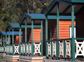 Riverglen Holiday Park, Geelong