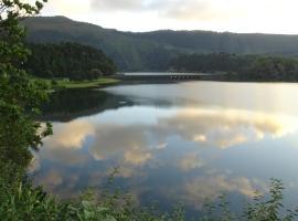 Sete Cidades Lake Lodge