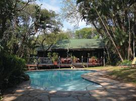 Gooderson Bushlands Game Lodge, Hluhluwe