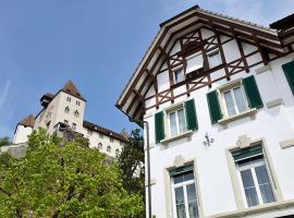 Landhaus Burgdorf, Burgdorf