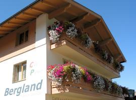 Haus Bergland, Fieberbrunn