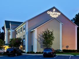 Country Inn & Suites Columbia Airport