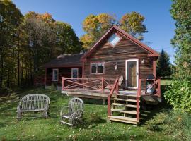 Goldilocks Cabin, Stowe