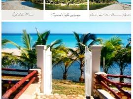 拉瑪米河濱- 加勒比酒店, 帕托斯