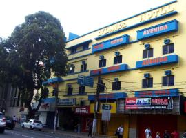 Hotel Novo Avenida, Belém