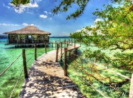 Ratua Private Island, Luganville