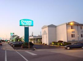 O Hare Inn Suites 2 Star Hotel