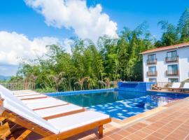 Hotel MS La Huerta Plus, Calima
