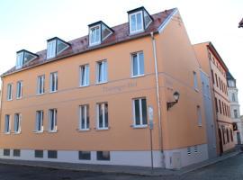 Hotel Thüringer Hof, Rudolstadt