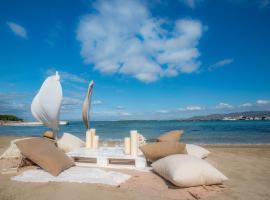 Oasis Beach Hotel, Skala