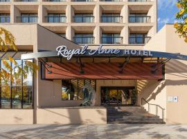 Royal Anne Hotel, Kelowna