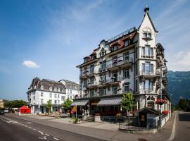Carlton Europe Hotel, Interlaken