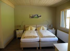 Hotel Restaurant Rustica, Frutigen