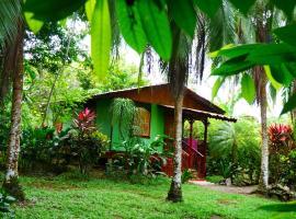Caribbean house, Cahuita