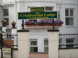 Cricklewood Lodge Hotel, London