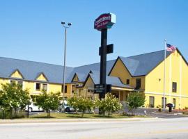 Country Hearth Inn, Union City