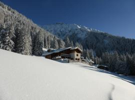 Berghaus Alpenrösli, Klosters