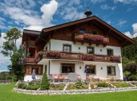 Haus Hirschpoint, Faistenau