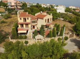 Villa Dioni, Ραφήνα