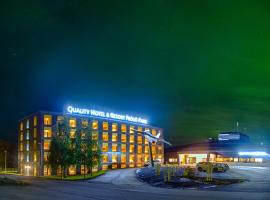 Quality Hotel Frösö Park, Östersund
