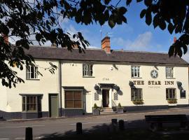 The Star Inn 1744, Thrussington