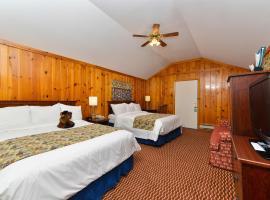 Buffalo Bill Cabin Village, Cody
