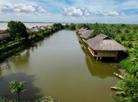Mekong Riverside Boutique Resort & Spa, Cai Be
