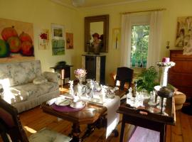 Romantikzimmer im Antiquariat, Sonnschied
