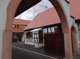 Gite Porte Du Ried, Wickerschwihr